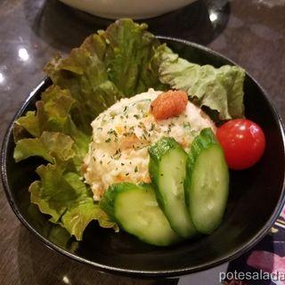明太ポテトサラダ(たいこ茶屋 (タイコチャヤ))