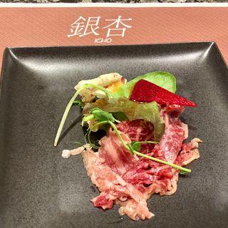 (鉄板焼 銀杏 ホテル日航大阪 (てっぱんやき いちょう))