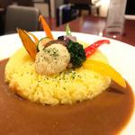 彩り野菜カレー(カレーダイニング アビオン (Curry Dining AVION))