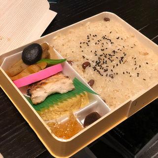 赤飯弁当(辨松 東横のれん街 (ベンマツ))