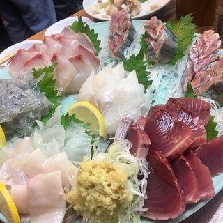 お刺身いろいろ(魚がし 福ちゃん 2号店 )