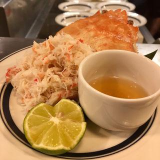 蟹(俺の魚を食ってみろ!! 神田研究所)