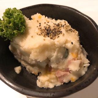 ポテトサラダ(串揚げ ひかりや 近江町店 )