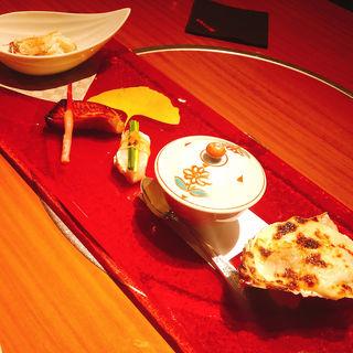 盛り込み料理5品(瀬里奈 (しんじゅくせりな))