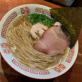 塩煮干し(麺や而今 (じこん))