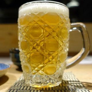 生ビール(京家 KARASUMA (キョウヤ カラスマ))
