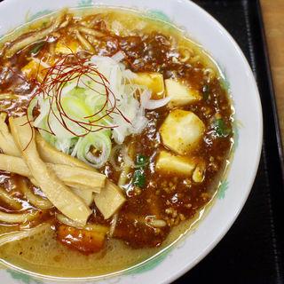 辛辛豆腐麺/ミニ(蘭たん亭 )
