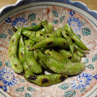 炙り枝豆(京家 KARASUMA (キョウヤ カラスマ))