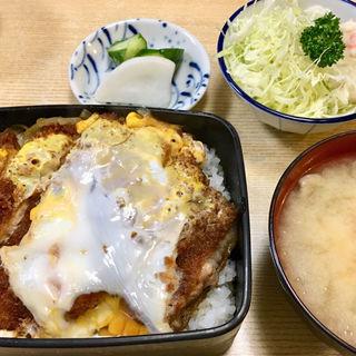 カツ重定食(とんかつ 大和 )