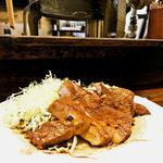 肉生姜定食