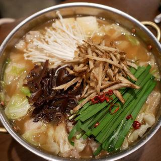 もつ鍋 胡麻みそ味(六花舎 (ロッカシャ))