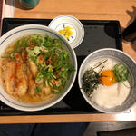 山かけ丼セット(ウエスト 舞松原店 )