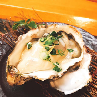 生牡蠣(鮨大 )