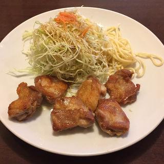 地鶏塩焼き(待久寿 )