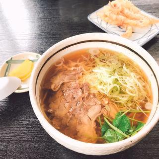 肉中華・肉そば(さわばた )