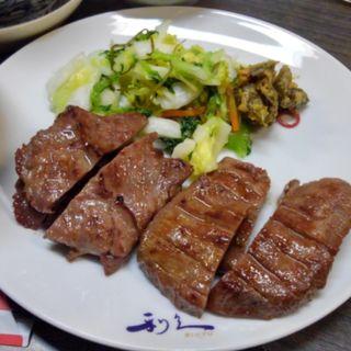 牛タン(利久 大和町店 (りきゅう))