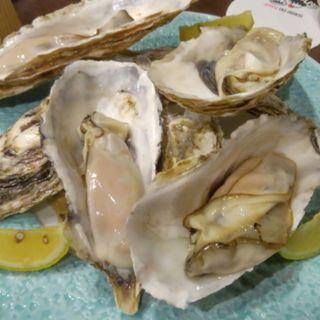 生牡蠣(奥州ろばた センダイエキ天海 )