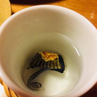 ひれ酒(小料理 一久 (こりょうり いっきゅう))