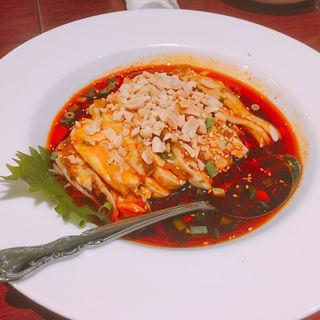 新名物 天獄口水鶏(よだれ鶏)(陳家私菜 渋谷店 )