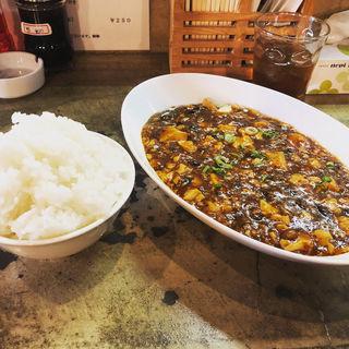 麻婆豆腐定食(劉)
