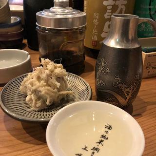 ポテサラ(博多空気椅子酒場 輝)