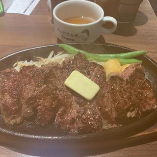 ハラミステーキ レギュラー(1ポンドのステーキハンバーグタケル 上野店)
