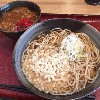 ミニ濃厚カレー丼セット(あずみ 国際展示場駅店 )