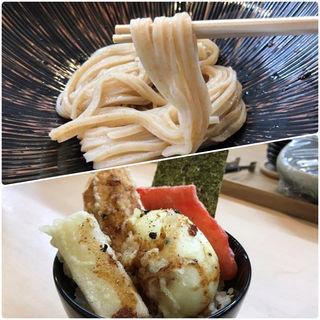 小麦の味セット(石臼うどん専門店 麺達)
