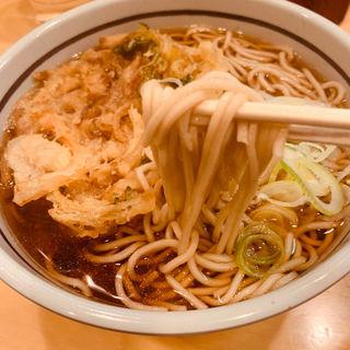 かき揚げ(吉そば 神田店 )