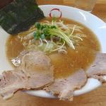 鶏中華そば(零 都島店)
