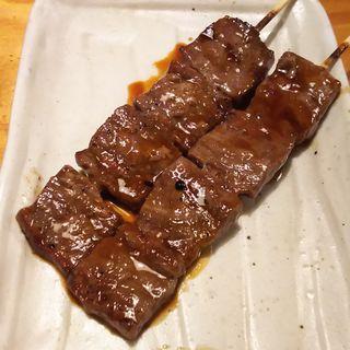 牛串焼き(鳥貴族 鹿島田店)