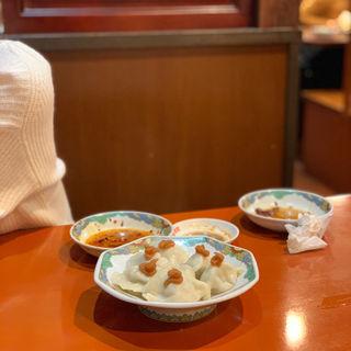 ニンニク餃子(你好 恵馨閣 (ニイハオ))