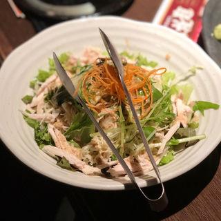 サラダ(銀の月 博多駅前店)