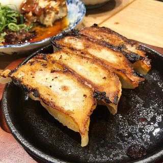 肉汁餃子(餃子ノ酒場いちゃん)