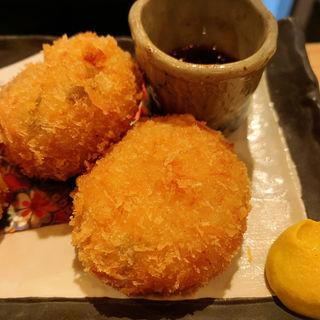 蟹クリームコロッケ(2ケ)(活惚れ)