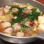 もつ鍋 (醤油)