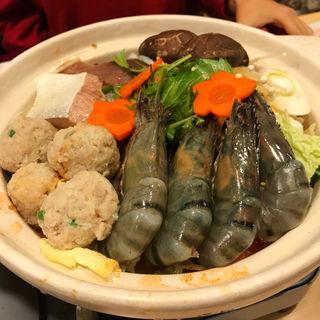 海鮮鍋(さかなや道場 JR成田西口店 )