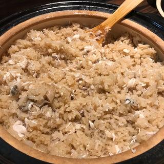 のどぐろご飯(魚料理と野菜つじ田)