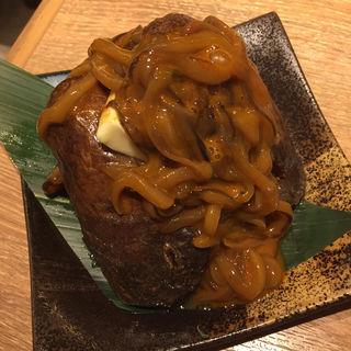 塩辛じゃがバター(肉汁餃子製作所 ダンダダン酒場 池袋店 )