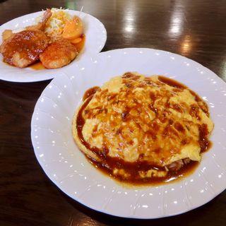 トリプルセット(洋食屋 カトリーナ )