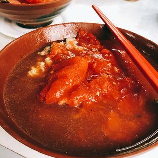 茄牛麵(勝香園)