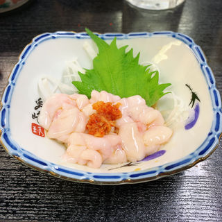 生白子(大衆割烹 藤八 (たいしゅうかっぽうとうはち))