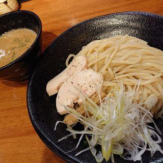 鳥白湯つけ麺(醤油と貝と麺 そして人と夢 )