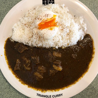 ビーフカレー(TRIANGLE CURRY)