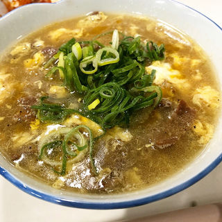 肉スープ(焼肉jb)
