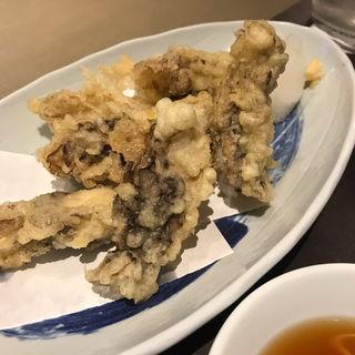 舞茸天ぷら(炙りとお酒 磯銀)