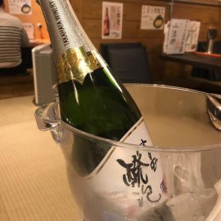 2017 高畠醗泡 プリデムースデラウェア 750ml(炙りとお酒 磯銀)