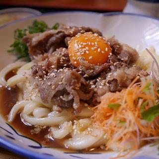 牛肉かま玉うどん(のらや 石切店 (のらや))
