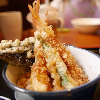 ミニ天丼(のらや 石切店 (のらや))