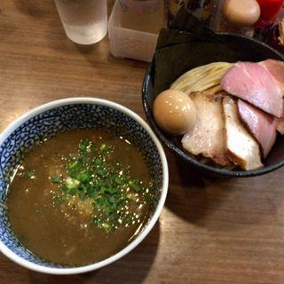 特製極濃煮干しつけ麺(煮干しつけ麺 宮元 (みやもと))